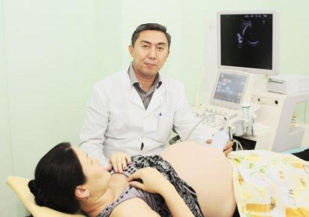 Обследование беременных мамочек